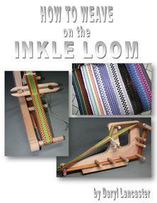 Bound Monograph: Inkle Loom Weaving