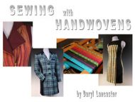 Digital: Sewing with Handwovens- The Basics