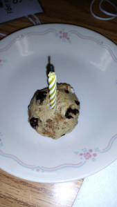 BirthdayScone